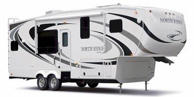 Find Specs for 2012 Coachmen North Ridge  Fifth Wheel RVs