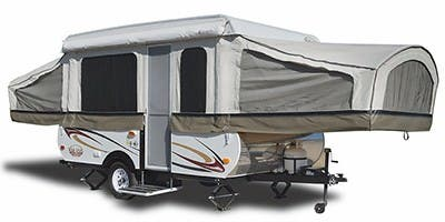 Find Specs for 2012 Coachmen Epic Expandable Trailer RVs