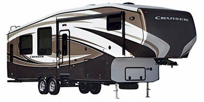 Find Specs for 2012 CrossRoads Cruiser Fifth Wheel RVs