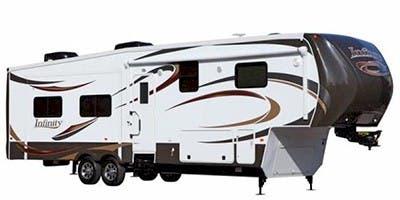 Find Specs for 2012 Dutchmen Infinity Fifth Wheel RVs