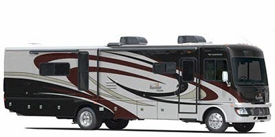 Find Specs for 2012 Fleetwood Bounder Classic Class A RVs