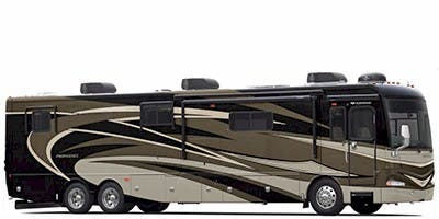 Find Specs for 2012 Fleetwood Providence Class A RVs