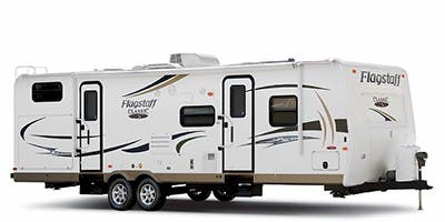 Find Specs for 2012 Forest River Flagstaff Travel Trailer RVs