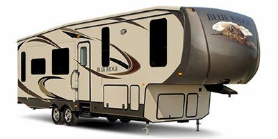 Find Specs for 2012 Forest River Blue Ridge Fifth Wheel RVs
