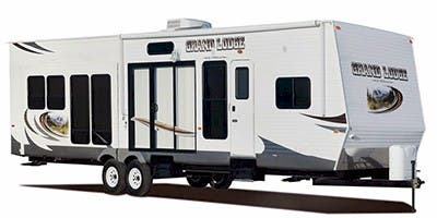 Find Specs for 2013 Forest River Wildwood Grand Lodge Destination Trailer RVs