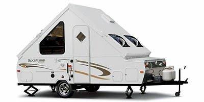 Find Specs for 2012 Forest River Rockwood Hard Side Expandable Trailer RVs