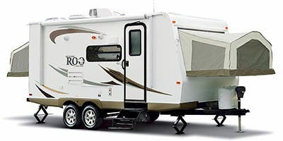 Find Specs for 2012 Forest River Rockwood Roo Travel Trailer RVs