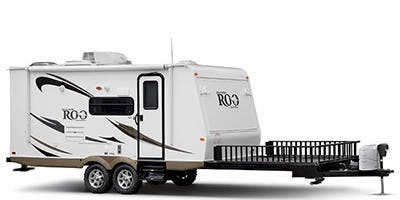 Find Specs for 2012 Forest River Rockwood Roo Toy Hauler RVs