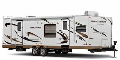 Find Specs for 2012 Forest River Rockwood Windjammer Travel Trailer RVs