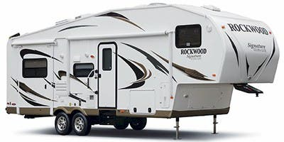 Find Specs for 2012 Forest River Rockwood Signature Ultra Lite Fifth Wheel RVs