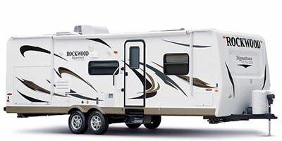 Find Specs for 2012 Forest River Rockwood Signature Ultra Lite Travel Trailer RVs