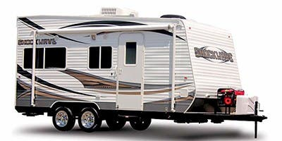 Find Specs for 2012 Forest River Shockwave Toy Hauler RVs