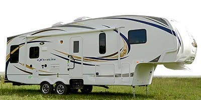 Find Specs for 2012 Forest River Wildcat eXtraLite Fifth Wheel RVs