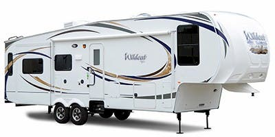 Find Specs for 2012 Forest River Wildcat Fifth Wheel RVs
