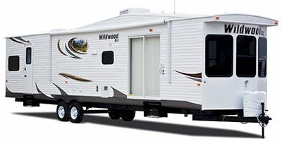 Find Specs for 2013 Forest River Wildwood Destination Trailer RVs