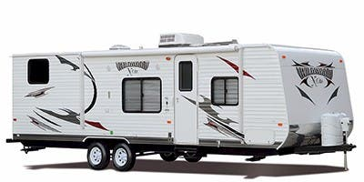 Find Specs for 2012 Forest River Wildwood X-Lite Travel Trailer RVs