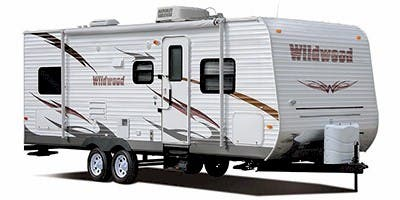 Find Specs for 2012 Forest River Wildwood Travel Trailer RVs