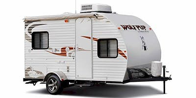 Find Specs for 2012 Forest River Wolf Pup Toy Hauler RVs