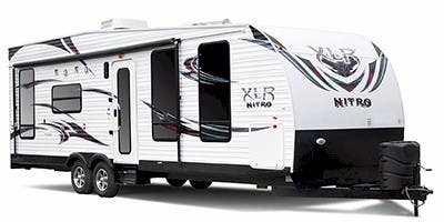 Find Specs for 2013 Forest River XLR Nitro Toy Hauler RVs