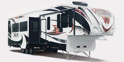 Find Specs for 2013 Forest River XLR Thunderbolt Toy Hauler RVs