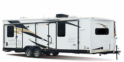 Find Specs for 2012 Forest River XLR Viper Toy Hauler RVs