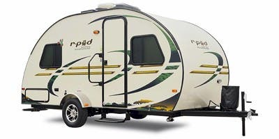Find Specs for 2012 Forest River - R-Pod <br>Floorplan: RP-173T (Travel Trailer)