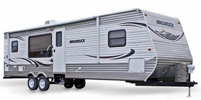 Find Specs for 2012 Gulf Stream - Innsbruck <br>Floorplan: SE 275FBG (Travel Trailer)