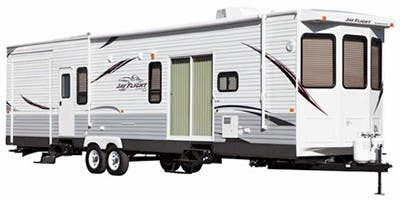 Find Specs for 2013 Jayco Jay Flight Bungalow Destination Trailer RVs