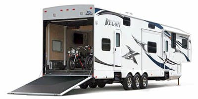 Find Specs for 2012 Jayco Recon ZX Toy Hauler RVs