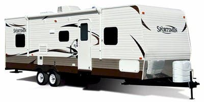 Find Specs for 2012 K-Z Sportsmen Travel Trailer RVs