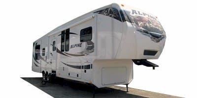 Find Specs for 2012 Keystone Alpine Fifth Wheel RVs