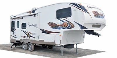 Find Specs for 2012 Keystone Copper Canyon Fifth Wheel RVs