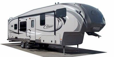 Find Specs for 2012 Keystone Cougar High Country Fifth Wheel RVs