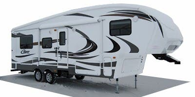 Find Specs for 2012 Keystone Cougar Toy Hauler RVs