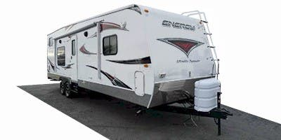 Find Specs for 2012 Keystone Energy Toy Hauler RVs