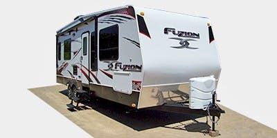 Find Specs for 2012 Keystone Fuzion Toy Hauler RVs