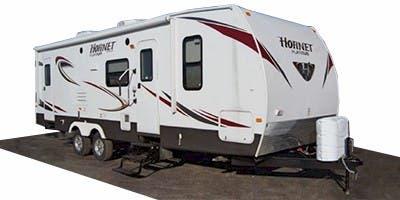 Find Specs for 2012 Keystone Hornet Travel Trailer RVs