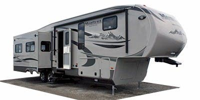 Find Specs for 2012 Keystone Montana High Country Fifth Wheel RVs