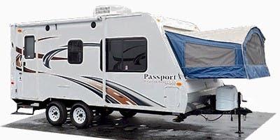 Find Specs for 2012 Keystone Passport Travel Trailer RVs