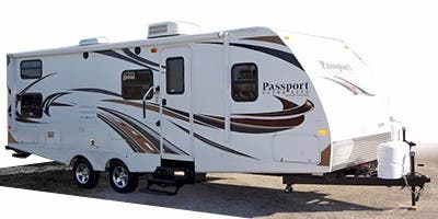 Find Specs for 2012 Keystone Passport Ultra Lite Grand Touring Travel Trailer RVs