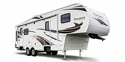 Find Specs for 2012 Keystone Passport Ultra Lite Grand Touring Fifth Wheel RVs