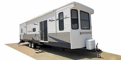 Find Specs for 2013 Keystone Residence Destination Trailer RVs