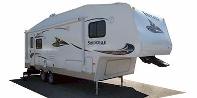 Find Specs for 2012 Keystone Springdale Fifth Wheel RVs