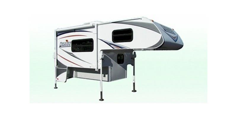 Find Specs for 2012 Lance - TC <br>Floorplan: 865 (Truck Camper)