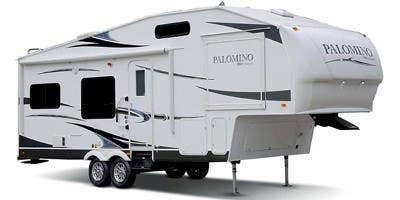 Find Specs for 2012 Palomino Elite Fifth Wheel RVs
