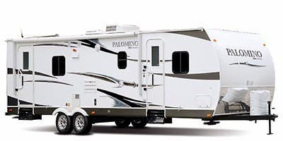 Find Specs for 2012 Palomino Elite Travel Trailer RVs