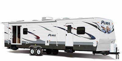 Find Specs for 2012 Palomino Puma Destination Trailer RVs