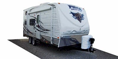 Find Specs for 2012 Palomino Puma Toy Hauler RVs