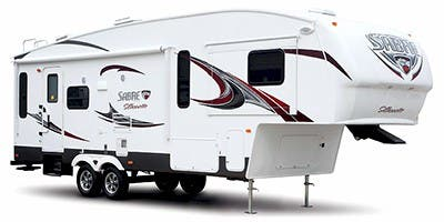 Find Specs for 2012 Palomino Sabre Silhouette Fifth Wheel RVs