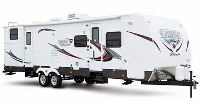 Find Specs for 2012 Palomino Sabre Silhouette Travel Trailer RVs